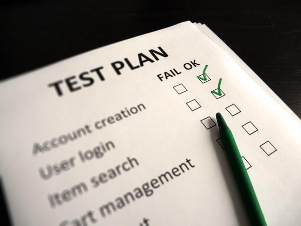 Plan de test